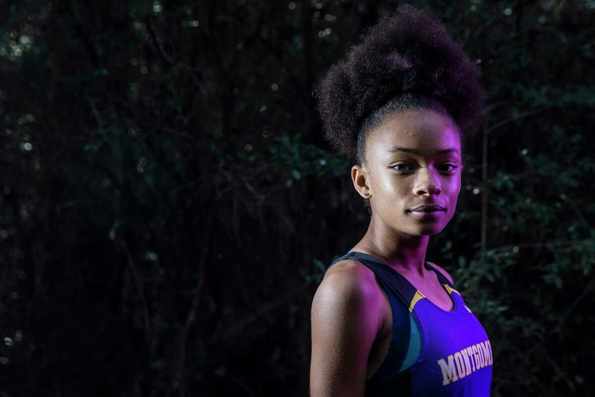 CHRONICLE'S ALL-GREATER HOUSTON CROSS COUNTRY TEAMGirls Runner of the YearHalena RahmaanJunior Halena Rahmaan joined with her sister, senior captain Hannah Rahmaan, to lead Montgomery's girls cross country team to the state meet for the first time in school history, and then she captured the Class 6A individual championship with a time of 17 minutes, 16.30 seconds after finishing 109th last year while running sick, earning her the Chronicle's All-Greater Houston Girls Cross Country Runner of the Year award.