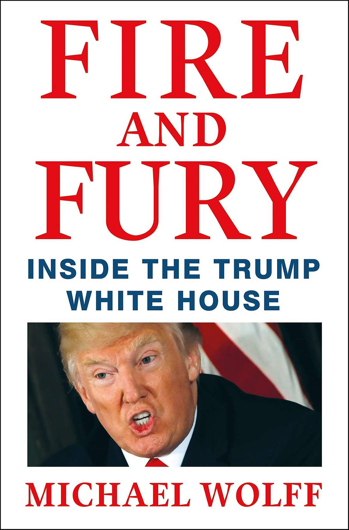 """""""Fire and Fury"""""""