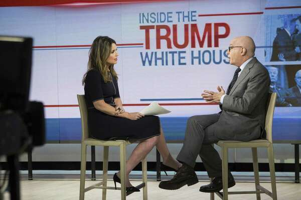 """""""Today Show"""" co-host Savannah Guthrie interviews Michael Wolff, author of """"Fire and Fury: Inside the Trump White House."""" A reader says Trump would be wise to ignore the allegations in the book."""