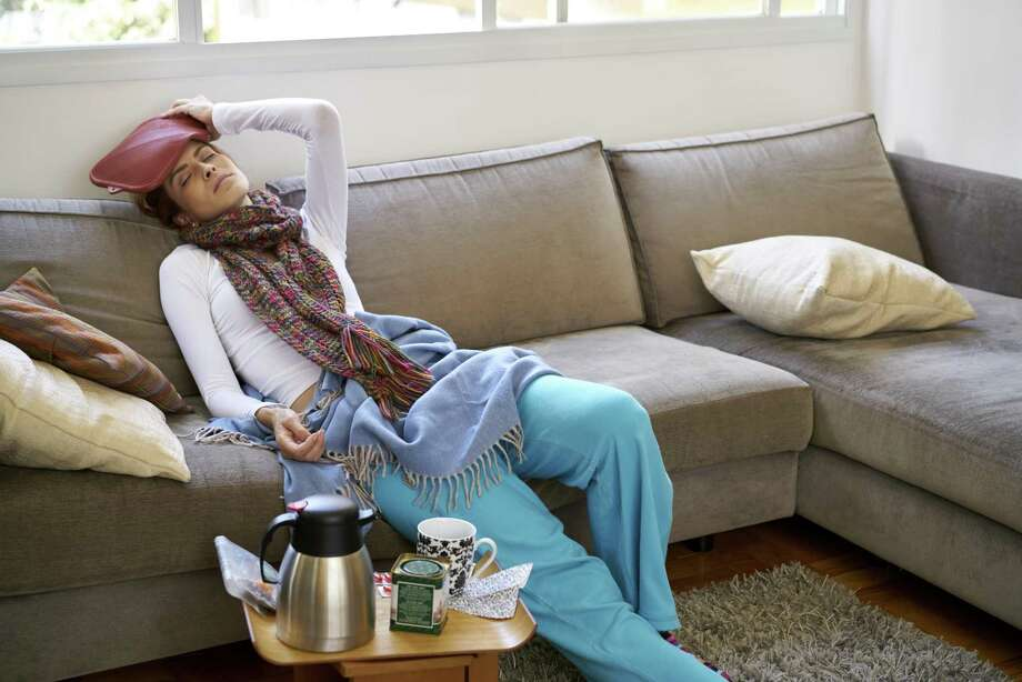 Don T Let The Flu Become Pneumonia San Antonio Express News