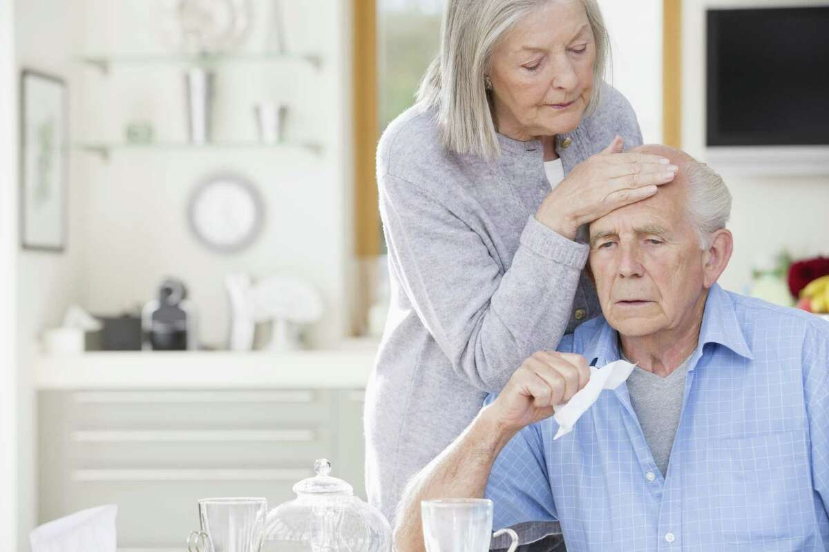 Pneumonia can strike even young, healthy adults, but the elderly (especially nursing home residents) are at particular risk. That's why the two pneumonia vaccines are recommended for everyone 65 and older.