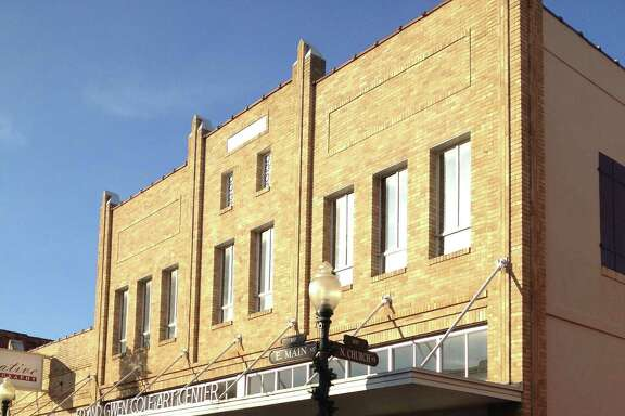 The Marx Brothers were upstaged at this Main Street building in Nacogdoches.