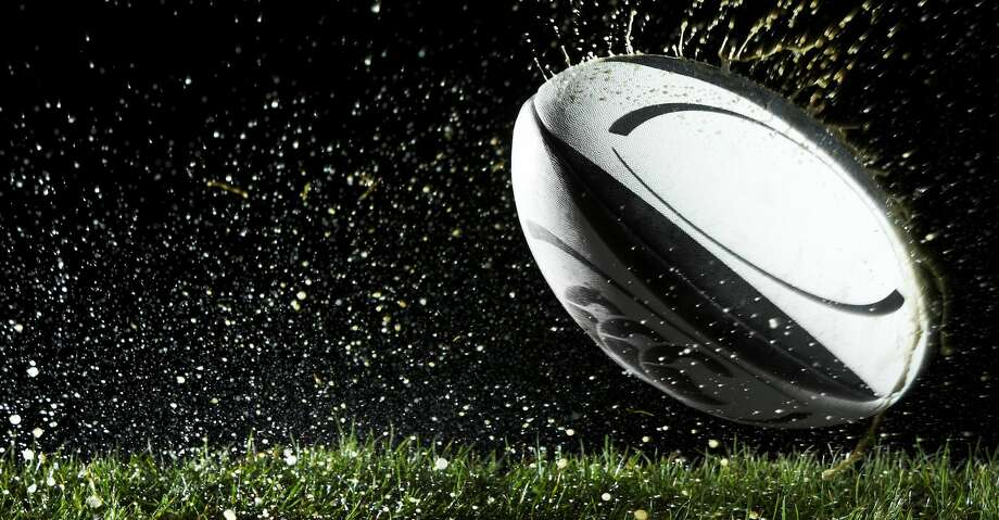 Rugby ball Photo: Thomas Northcut/Getty Images