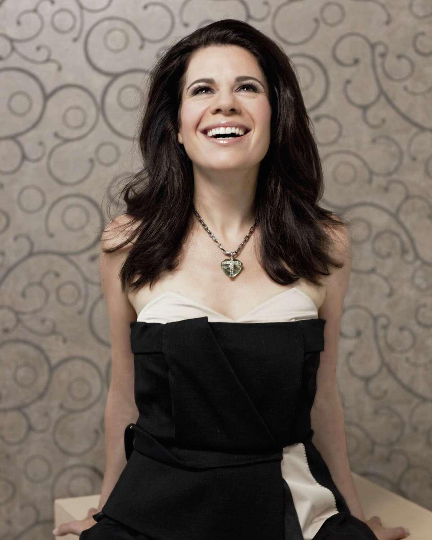 Soprano Ana Maria Martinez performed Friday night with the San Antonio Symphony.