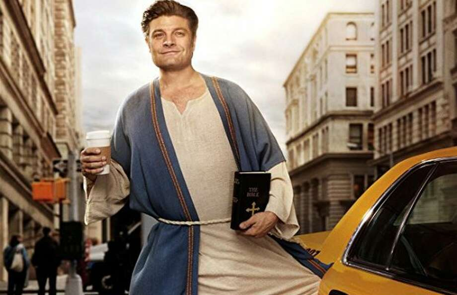 "Jay R. Ferguson stars as Chip Curry in CBS's ""Living Biblically,"" based on a non-fiction book by A.J. Jacobs about a man who tries to live by the Bible. Scroll through to see other shows that may be on the chopping block"
