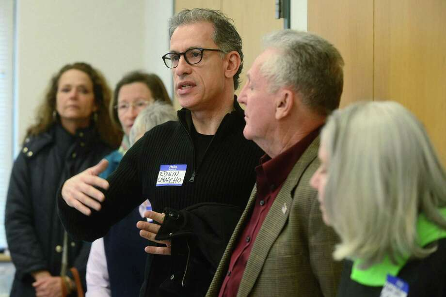 The Norwalk Republican and Democratic town committees will shape their respective futures and the city's — at least for the next two years — by holding caucuses to fill their ranks this week. Photo: Erik Trautmann / Hearst Connecticut Media / Norwalk Hour