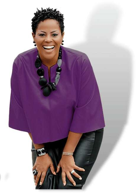 Becky Davis, owner of the consulting firm MVPWork, is spokesperson and empowerment speaker for Coca-Cola's 5 by 20 entrepreneurship initiative. Photo: Handout, HO / Atlanta Journal-Constitution