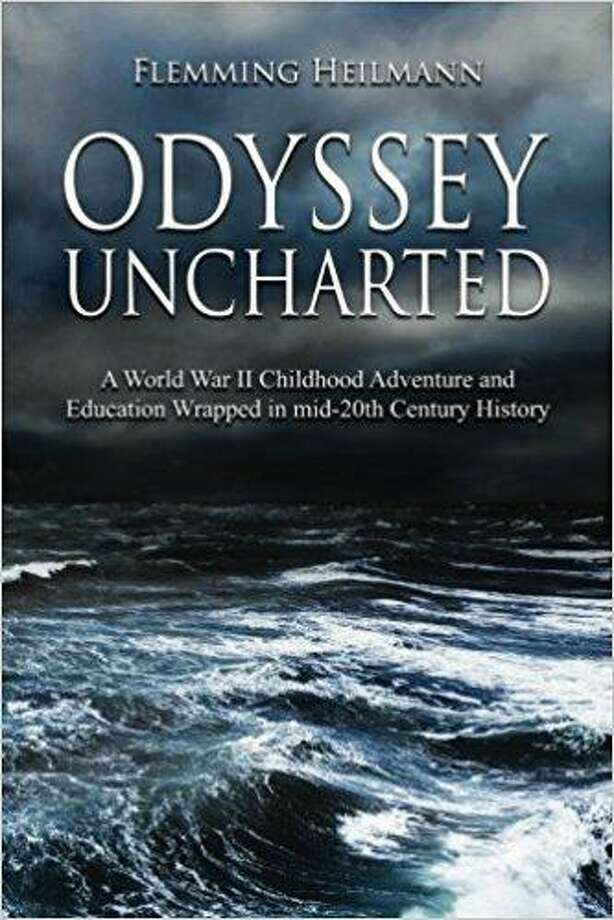 "The Norwalk Public Library's AuthorSpeak series will welcome Flemming Heilmann in a discussion of his book ""Odyssey Uncharted: A World War II Childhood Adventure and Education Wrapped in Mid-20th Century History,"" at noon on Monday, Jan. 29 in the Main Auditorium. Photo: Contributed Image"