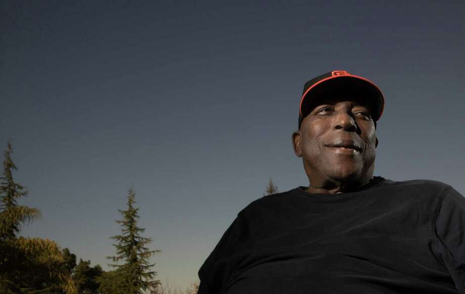 Hall of Fame first baseman Willie McCovey turns 80 on Jan. 10, 2018. Here he is at home on Tuesday, Dec. 5, 2017 in Woodside, CA. Photo: Paul Kuroda / Special To The Chronicle / online_yes