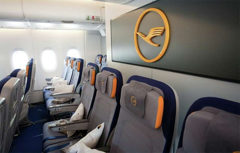 Lufthansa's economy class seating. (Image: Lufthansa)