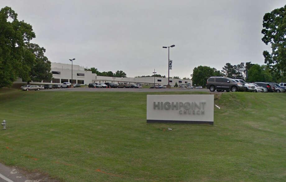 A Google Maps screenshot of Memphis' Highpoint Church. Photo: Google Maps Screenshot
