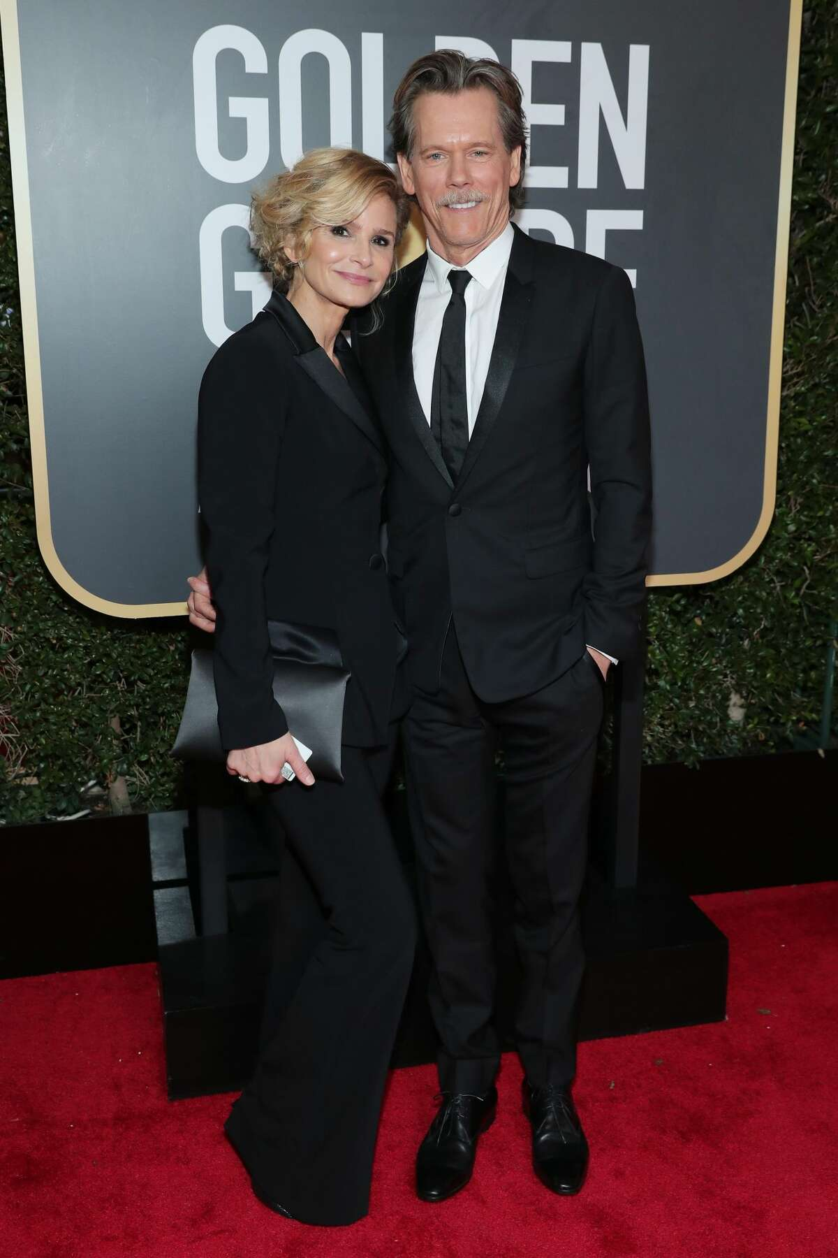 Actors Kyra Sedgwick and Kevin Bacon arrive to the 75th Annual Golden Globe Awards held at the Beverly Hilton Hotel on January 7, 2018. Kevin Bacon spotted filming in Westchester Actor Kevin Bacon of Sharon, Conn. was seen filming Showtime's drama