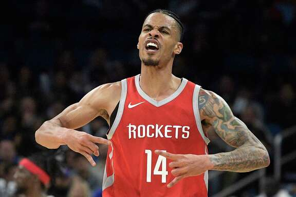 In 30 minutes per game in January, Gerald Green is averaging 23.7 points and four rebounds for the Rockets.
