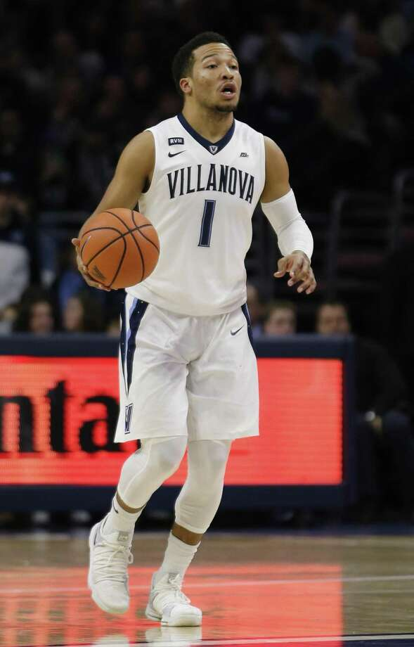 Jalen Brunson and Villanova move into the top spot in David Borges AP Top 25 ballot this week. Photo: Laurence Kesterson / Associated Press / FR170723 AP