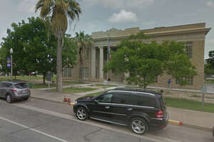 In this courtesy photo, the Dimmit County courthouse is pictured.