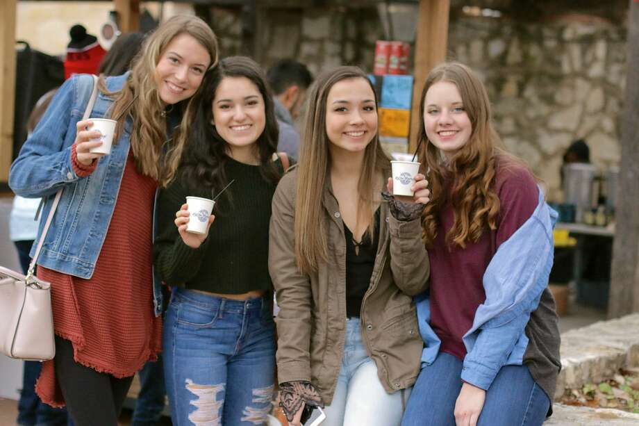 The smell of roasting coffee, live music, art activities and dozens of locals filled downtown San Antonio's La Villita for the annual Coffee Festival on Saturday, Jan. 6, 2018. Photo: For MySA.com, Yvonne Zamora