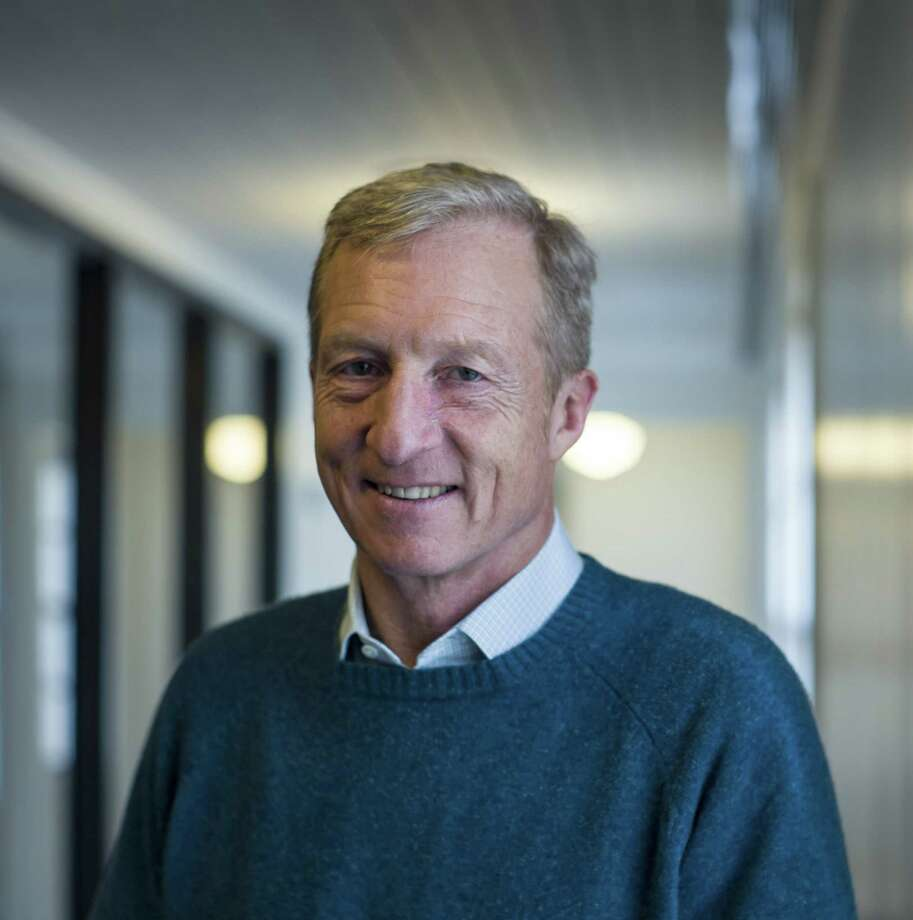 Billionaire Tom Steyer Says He Won't Run for Office