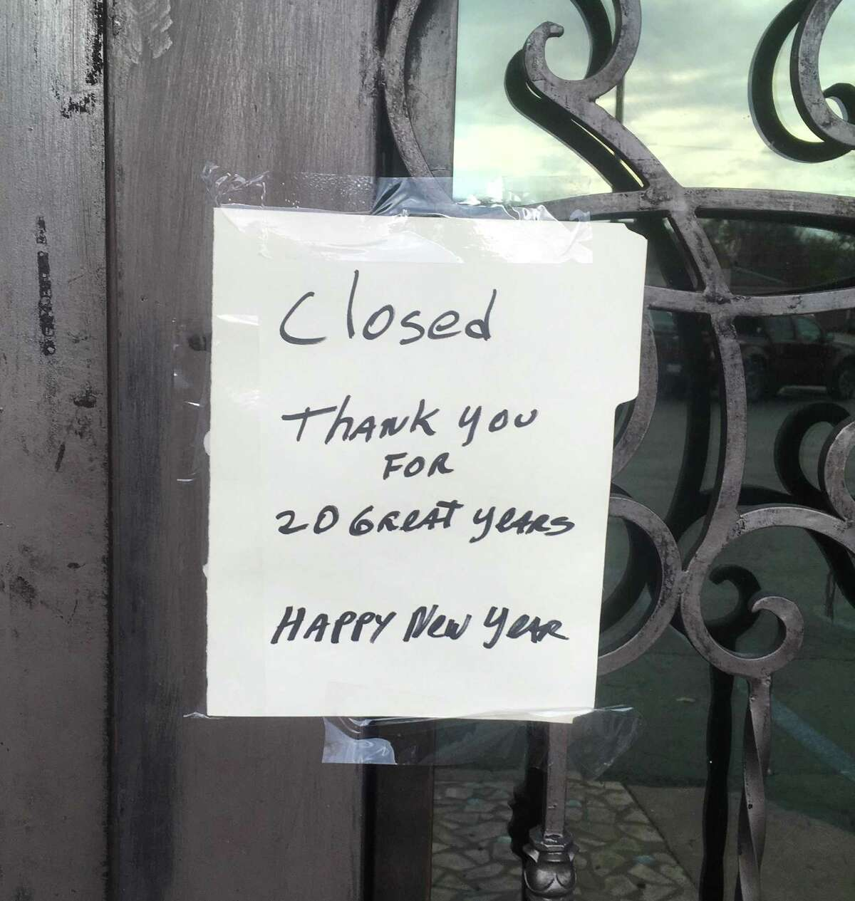 The Picante Grill at 3810 Broadway has permanently closed for business after almost 20 years of business.