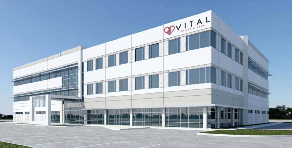 Vital Heart & Vein has purchased 4.2 acres at U.S. 59 and Will Clayton Parkway in Humble. Archway Properties will build a 65,000-square-foot, three -story medical office building for the cardiology group in its new Park Air 59 mixed-use development.