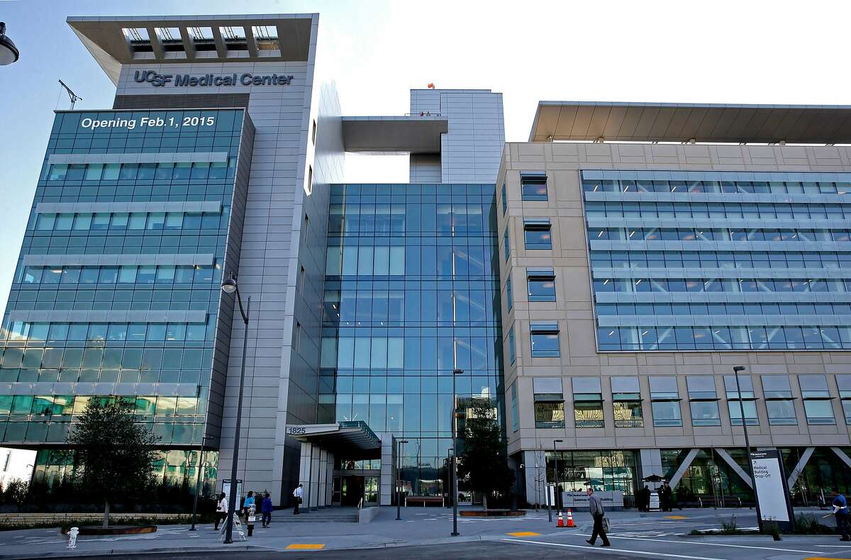 The Gateway Medical building is seen as UCSF Medical Center at Mission Bay in San Francisco, Ca., on Tuesday January, 27, 2015, which is preparing to officially open its doors on Feb. 1, 2015 after more than decade.