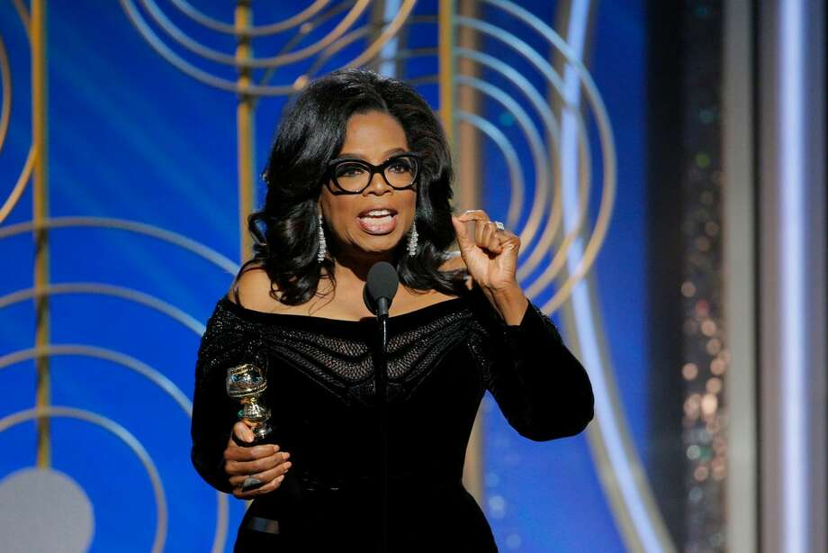 Oprah Winfrey 'intrigued' by USA presidential run: friend Gayle King