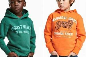 This H&M ad has been slammed as racist.