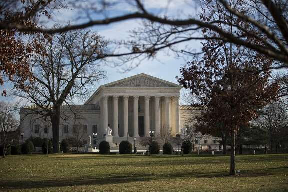 FILE — The Supreme Court building in Washington, Dec. 18, 2017. Saying that a capital trial in Georgia may have been marred by a juror's racism, the Supreme Court  on Jan. 8, 2018, gave a death row inmate there a fresh chance to argue that he should receive a new trial. (Al Drago/The New York Times)