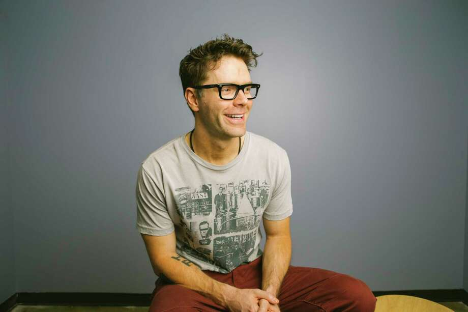 """Bobby Bones of """"The Bobby Bones Show"""" in Nashville, Tenn., April 19, 2016. Country music is generating new ways of poking fun at itself, with cheekiness being much more common than outright comedy. Bones has been shining a light on a trend that he actually helped cultivate — a resurgence of humor in country music. (Kyle Dean Reinford/The New York Times) Photo: KYLE DEAN REINFORD, NYT / NYTNS"""