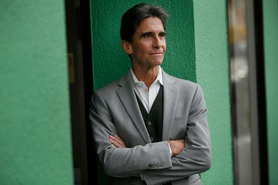 """Mark Leno, a former San Francisco supervisor, assemblyman and state senator, says his mayoral campaign will make """"our crises of affordability and homelessness"""" priorities. Photo: Santiago Mejia, The Chronicle"""