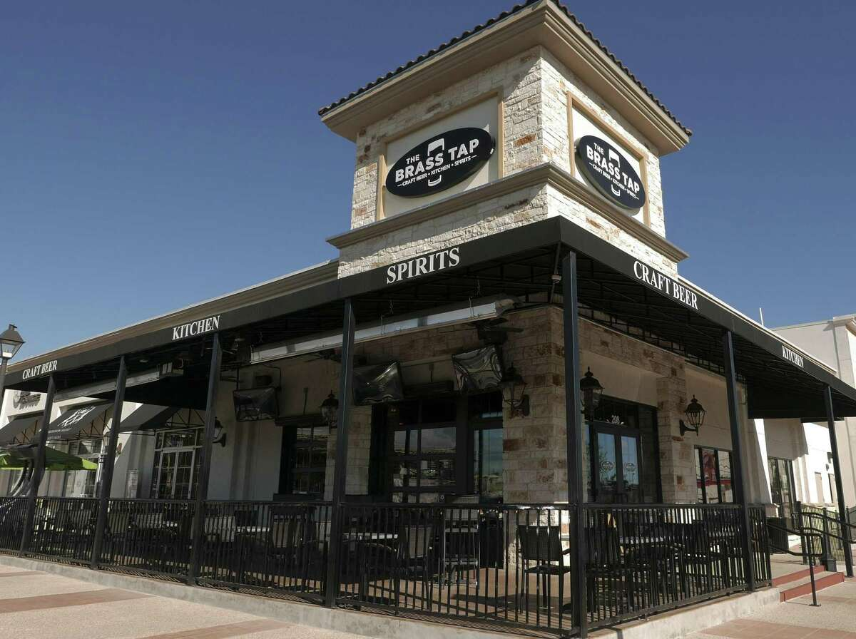 The Brass Tap, a restaurant and bar inside The Rim that featured more than 50 varieties of craft beer on tap, has filed for Chapter 7 bankruptcy and has ceased business operations.