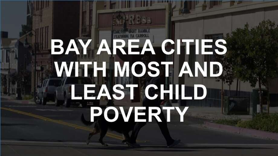Click through the slideshow to see how the Bay Area's neighborhoods rank in terms of child poverty. Photo: Paul Chinn / The Chronicle