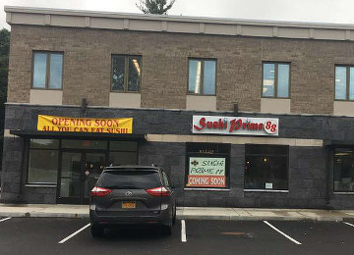 Sushi Prime 88 Japanese Grill & Sushi in Clifton Park opened in October 2017.