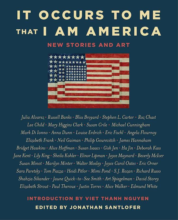 """It Occurs to Me That I Am America"" Photo: Simon & Schuster"