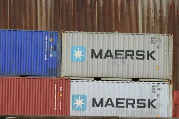 Port Houston estimates it handled 2.4 million containers in 2017.