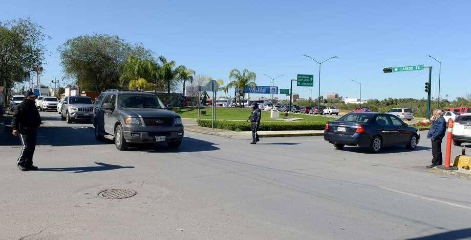 Photo: Foto De Cortesía /Gobierno De Nuevo Laredo