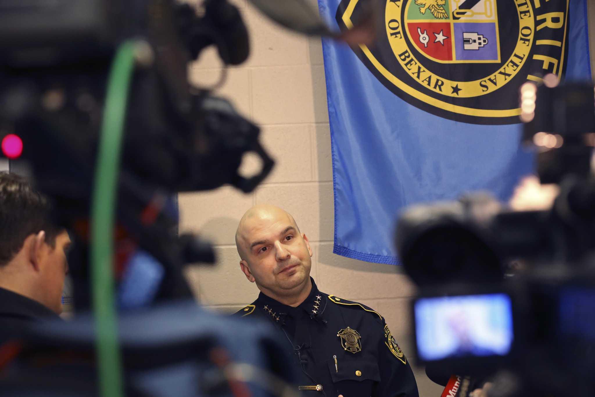 Bexar County Sheriff's Office begins 'new era of training' - San Antonio  Express-News