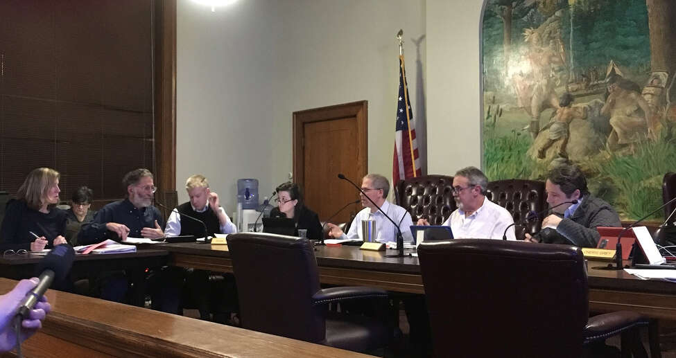 The Saratoga Zoning Board of Appeals voted unanimously to approve a new Code Blue shelter. (Wendy Liberatore / Times Union)