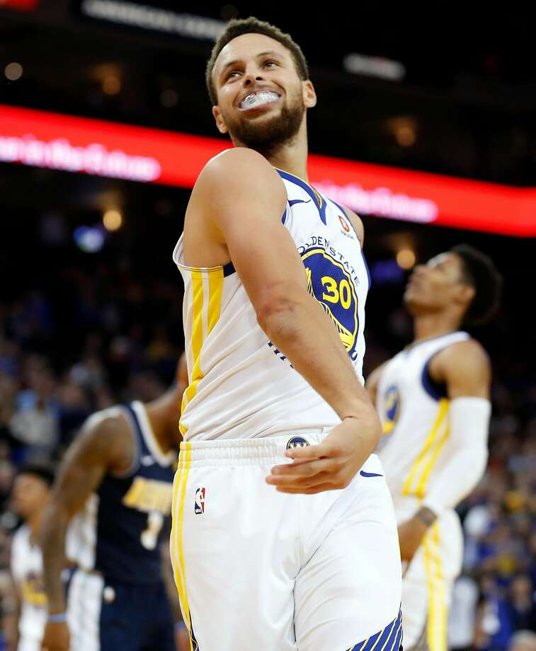 Warriors avenge lopsided loss to Nuggets