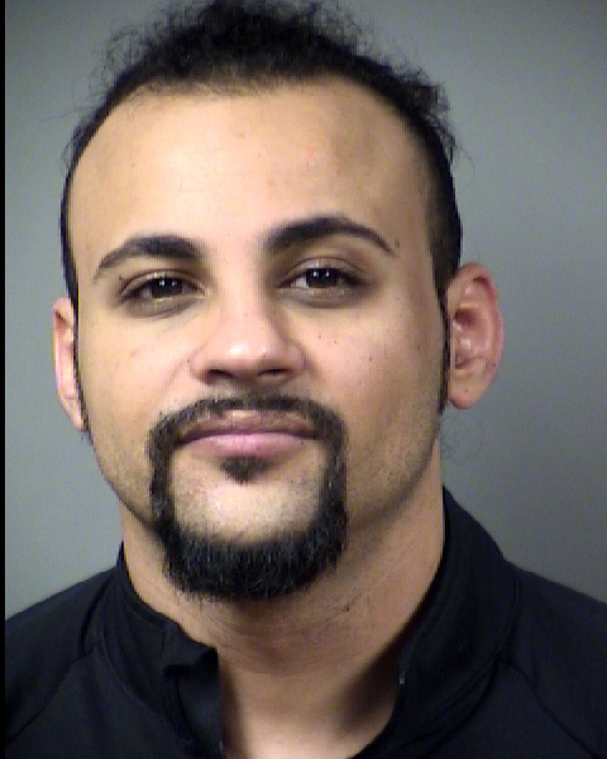 Bishoy Mina Elkhaliny, 30, is accused of sexual assault and aggravated assault causing serious bodily injury.