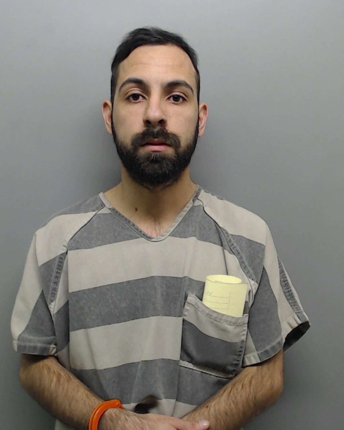 Felix Lopez, 23, was charged with racing on a highway.