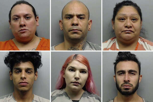 Click through the following gallery to see the most notable mugshots from crimes around Laredo during the month of December 2017.