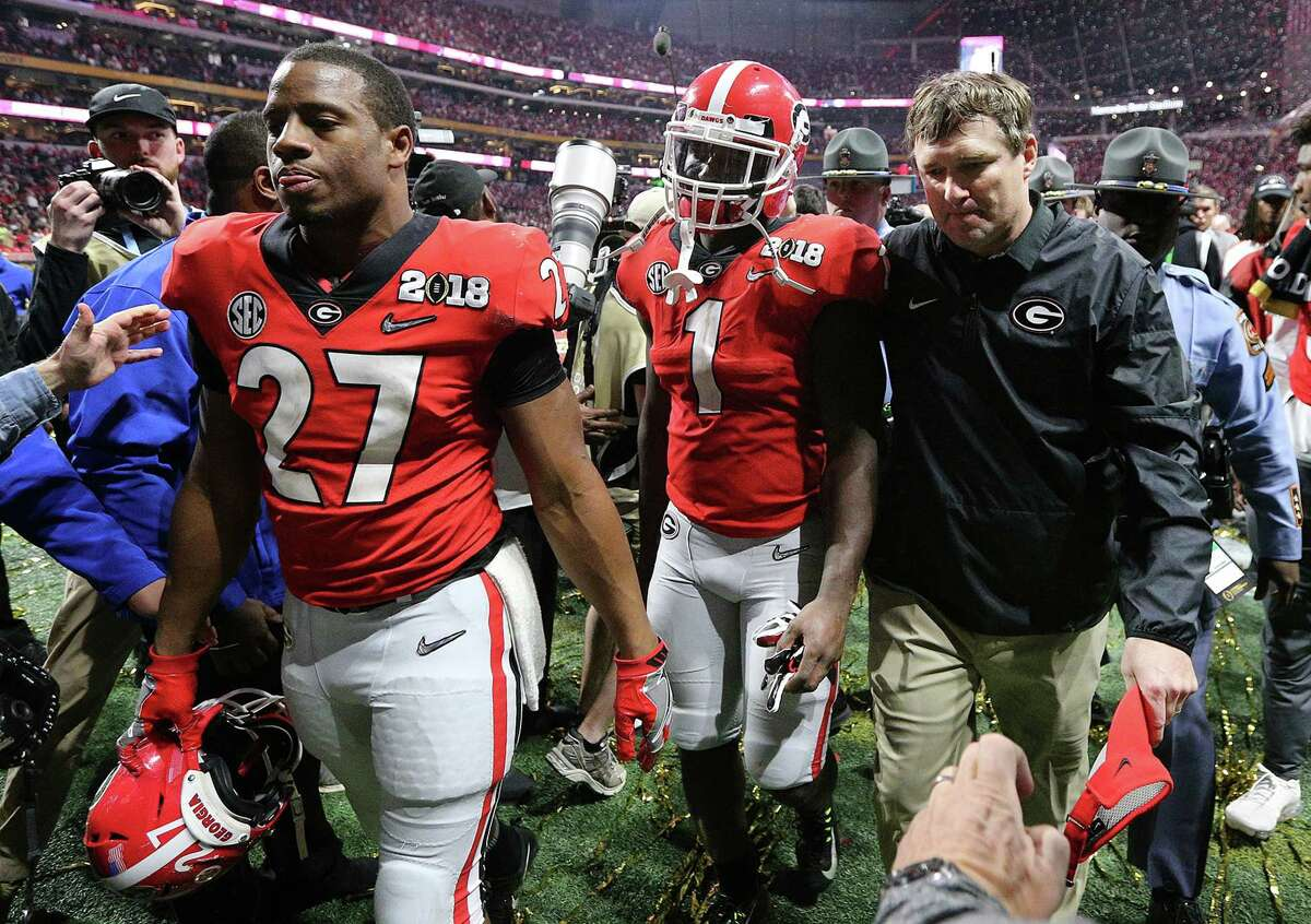 BETTING ODDS ON 2018-19 COLLEGE FOOTBALL PLAYOFF CHAMPION Georgia 7-to-1