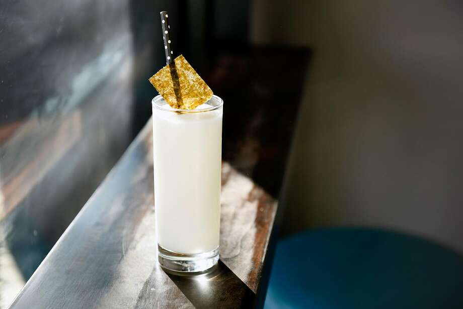 The Monkey Wrench at White Cap in the Outer Sunset. Photo: Michael Short, Special To The Chronicle