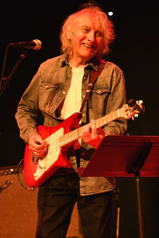 "English guitarist Albert Lee is shown having fun onstage at the Infinity Music Hall in Hartford during his band's performance on Jan. 6. Lee has worked, both in the studio and on tour, with many of the worlds best musicians from a wide range of musical genres. He has also maintained a solo career and is known throughout the industry as a noted composer and musical director. In 2017, Lee was honored with the ""Trailblazer Lifetime Achievement Award"" at the UK Americana Awards. To learn more about Albert Lee you can visit www.albertlee.co.uk Photo: Photo By John Atashian / John Atashian"