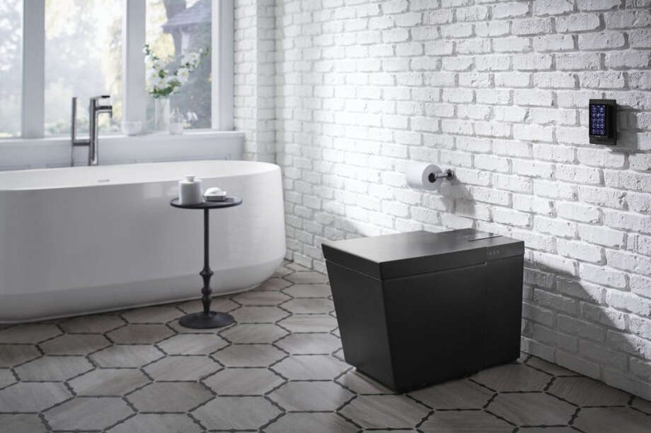 The Kohler Numi toilet. It talks to you. Photo: Image Courtesy Of Kohler / The Washington Post