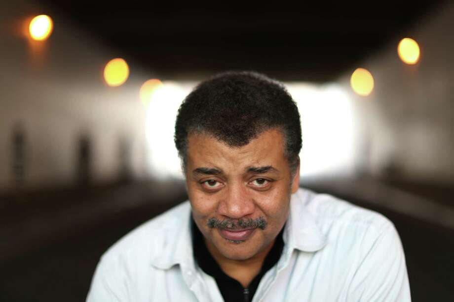 Neil deGrasse Tyson in San Francisco, Calif., on Monday, May 8, 2017. Photo: Scott Strazzante, The Chronicle / **MANDATORY CREDIT FOR PHOTOG AND SF CHRONICLE/NO SALES/MAGS OUT/TV