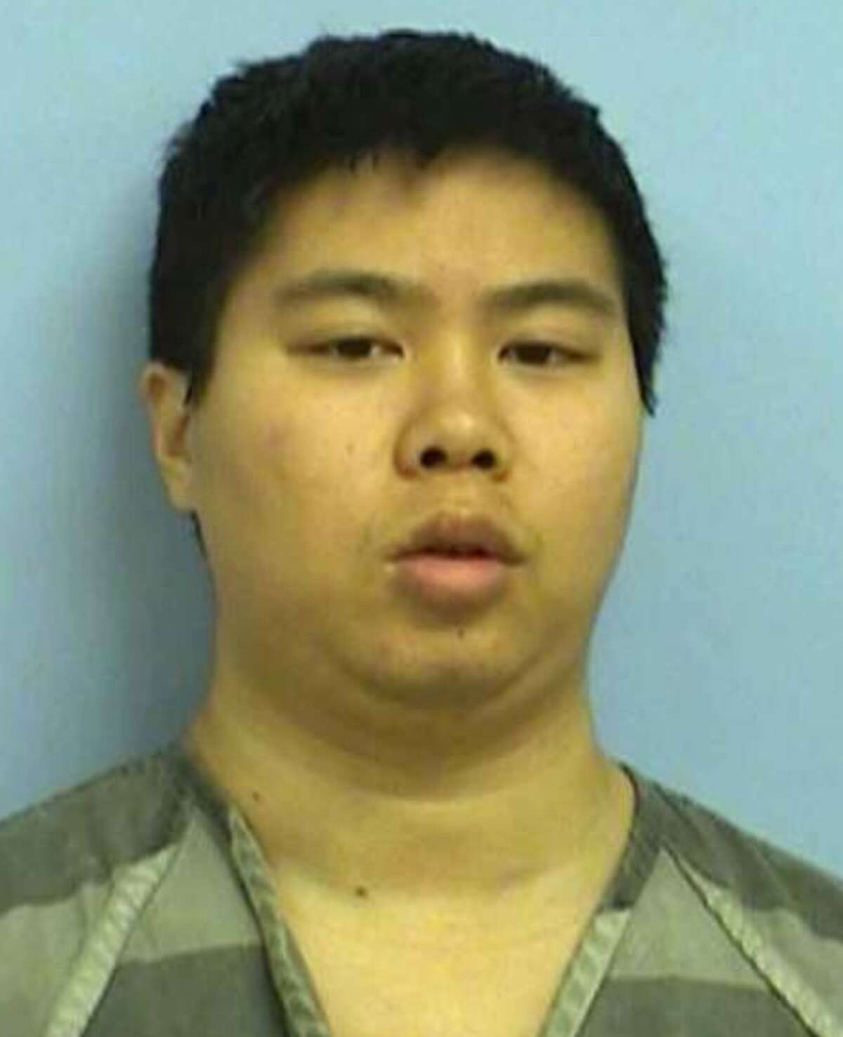 Johnathan Wong, 28, is charged with cruelty to a non-livestock animal.