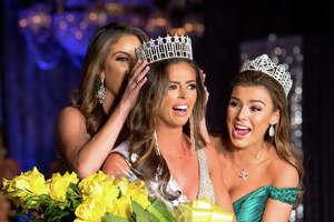 Logan Lester Miss Texas USA 2018