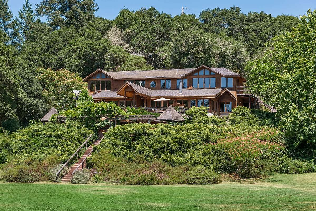 4950 Maddocks Road in Sebastopol is a five-bedroom sited on more than 20 acres.�