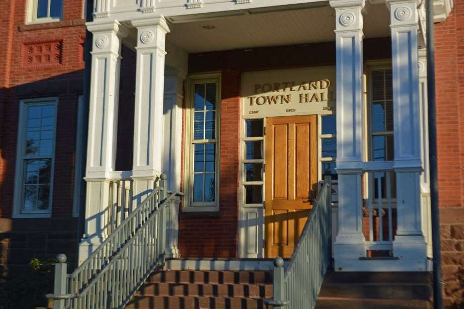 Portland Town Hall Photo: File Photo